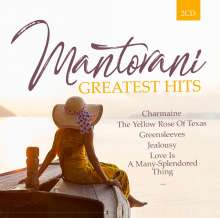 Mantovani: Greatest Hits, 2 CDs