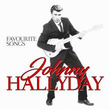 Johnny Hallyday: Favourite Songs, LP