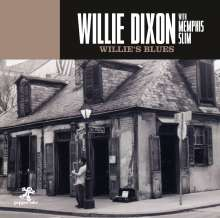 Memphis Slim & Willie Dixon: Willie's Blues, CD