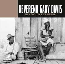 Blind Gary Davis: Say No To The Devil, CD