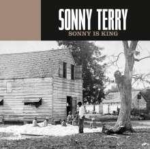 Sonny Terry: Sonny Is King, CD