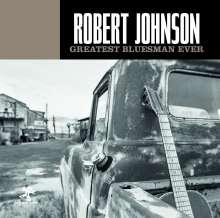 Robert Johnson: Greatest Bluesman Ever, CD