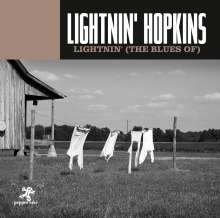 Sam Lightnin' Hopkins: Lightnin' (The Blues Of), CD