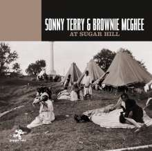 Sonny Terry & Brownie McGhee: At Sugar Hill, CD