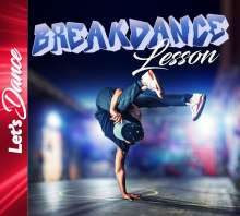 Breakdance Lesson, CD