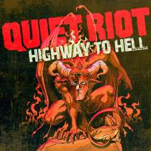 Quiet Riot: Highway To Hell, LP