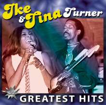 Ike & Tina Turner: Greatest Hits, LP