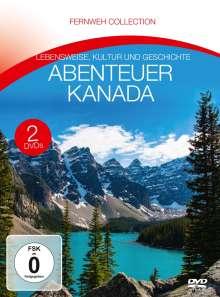 Abenteuer Kanada (Fernweh Collection), 2 DVDs