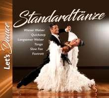 Standardtänze (Let's Dance), 2 CDs