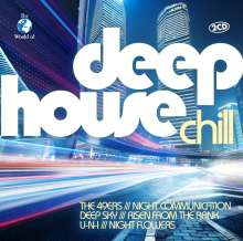 The World Of Deep House Chill, 2 CDs