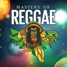 Masters Of Reggae, LP