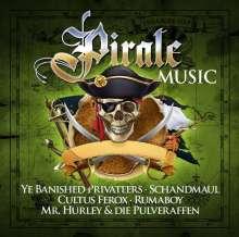 Pirate Music, CD