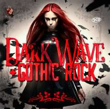 Dark Wave & Gothic Rock, 2 CDs
