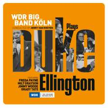 WDR Big Band Köln: Plays Duke Ellington, 3 LPs