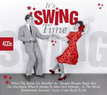 Jazz Sampler: It's Swing Time, 4 CDs