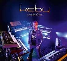 Kebu: Live in Oslo, 2 CDs