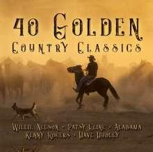 40 Golden Country Classics, 2 CDs