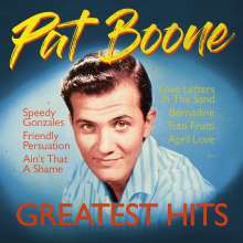 Pat Boone: Greatest Hits, 2 CDs