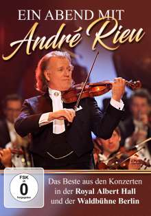 André Rieu: Ein Abend mit Andre Rieu, 2 DVDs