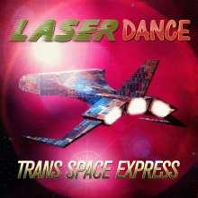 Laserdance: Trans Space Express, 2 LPs