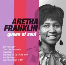 Aretha Franklin: Queen Of Soul, CD