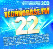 TechnoBase.FM Vol.22, 3 CDs