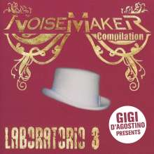Gigi D'Agostino: Laboratorio Vol.3, CD