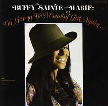 Buffy Sainte-Marie: I'm Gonna Be A Country, CD