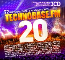 TechnoBase.FM Vol.20, 3 CDs