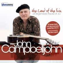 John Campbelljohn: The Land Of The Livin: 24 Legendary Tracks Of John Campbelljohn, 2 CDs