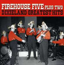 The Firehouse Five Plus Two: Dixieland Greatest Hits, 2 CDs