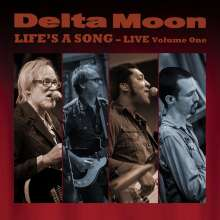 Delta Moon: Life s A Song: Live Volume One, CD