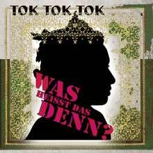 Tok Tok Tok: Was heißt das denn?, CD