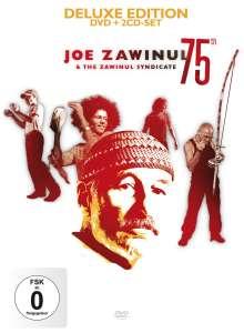 Joe Zawinul (1932-2007): 75th: Live 2007 (Deluxe Edition DVD + 2 CD Set), 3 CDs