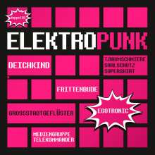 Elektropunk, 2 CDs