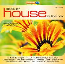 Best Of House In The Mix, 2 CDs