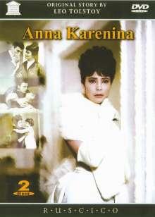 Anna Karenina (1967) (OmU), 2 DVDs