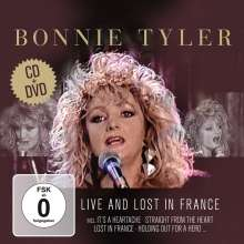 Bonnie Tyler: Live And Lost In France: Live in Germany 1993 (CD + DVD), CD