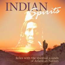 New Age Music / Wellness: Indian Spirits, 2 CDs