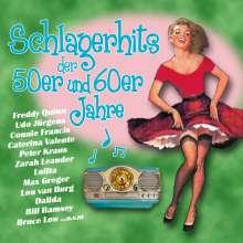 Schlagerhits der 50er und 60er Jahre, 2 CDs