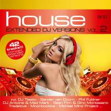 House: Extended DJ Versions Vol. 2, 3 CDs