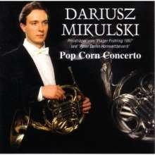 Dariusz Mikulski - Pop Corn Concerto, CD