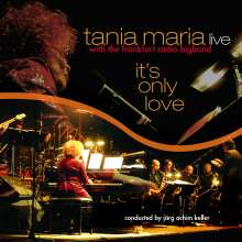 Tania Maria (geb. 1948): It's Only Love (180g) (LP + CD), 2 LPs