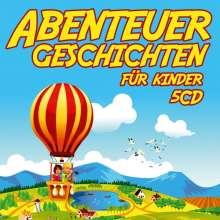 Abenteuergeschichten für Kinder, CD