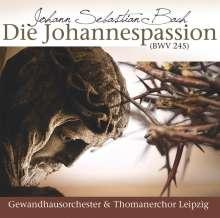 Johann Sebastian Bach (1685-1750): Die Johannespassion, 2 CDs