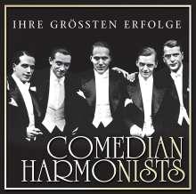 Comedian Harmonists: Ihre größten Erfolge, 2 CDs