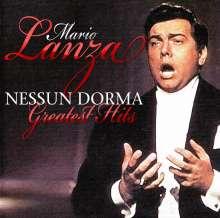 Mario Lanza: Nessun Dorma - Greatest.., 2 CDs