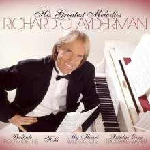Richard Clayderman: His Greatest Melodies, 2 CDs