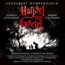 Engelbert Humperdinck: Hänsel und Gretel, 2 CDs