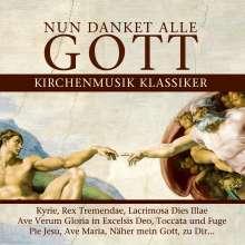 Nun Danket Alle Gott-Kirchenmusik Klassiker, 2 CDs